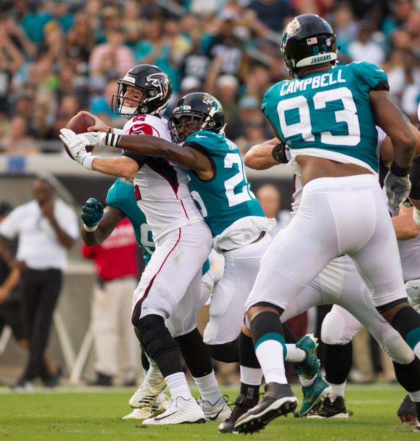 Falcons Preseason vs Jags