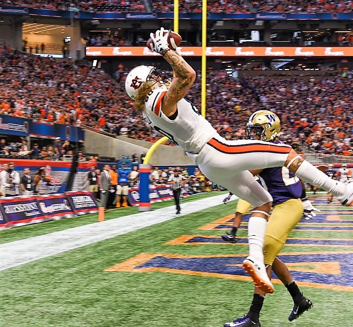 Auburn upset Washington